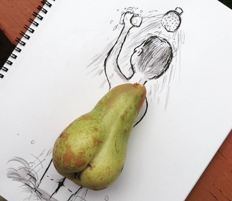Doodles by Kristián Mensa