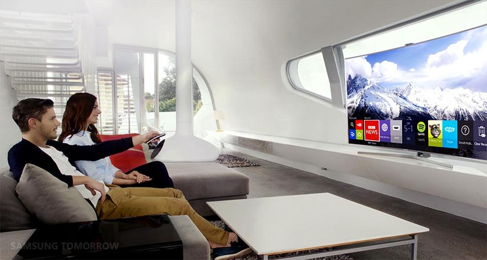 Samsung Pay on TV