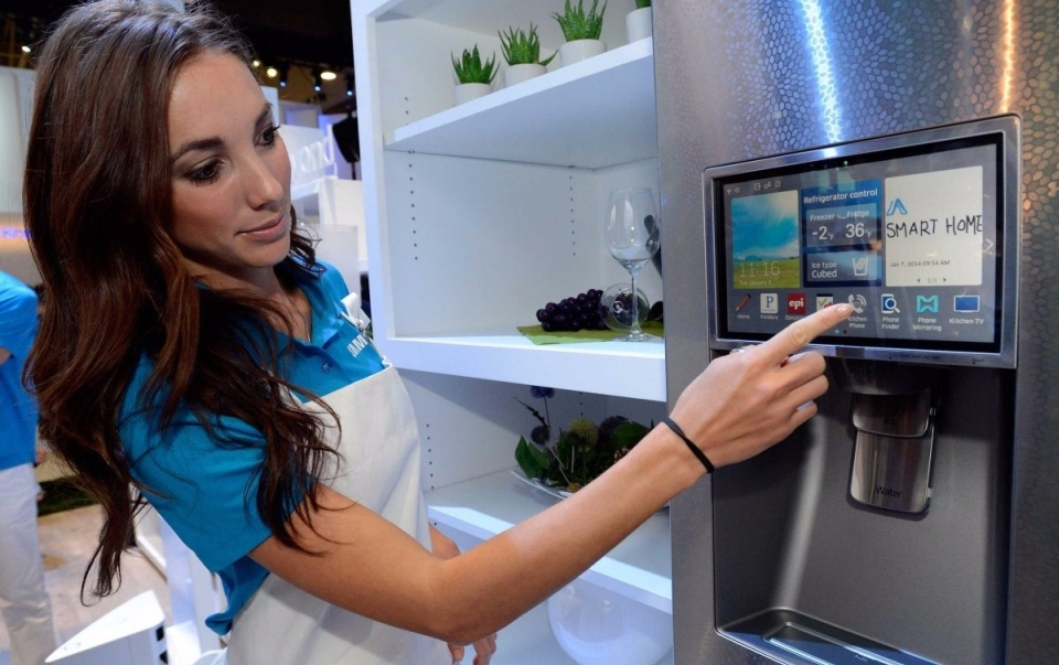 Samsung smart fridge leaves your Gmail credentials at risk