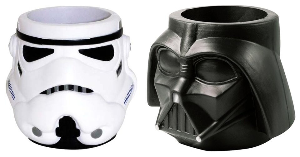 Star Wars-themed can huggers
