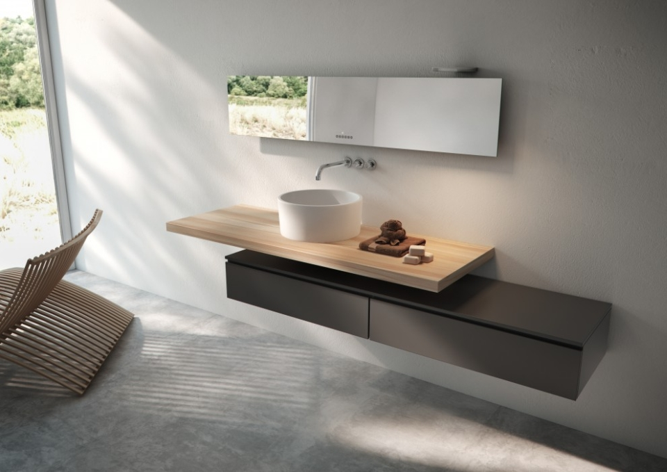 Tavola Total Mirror by Antrax IT