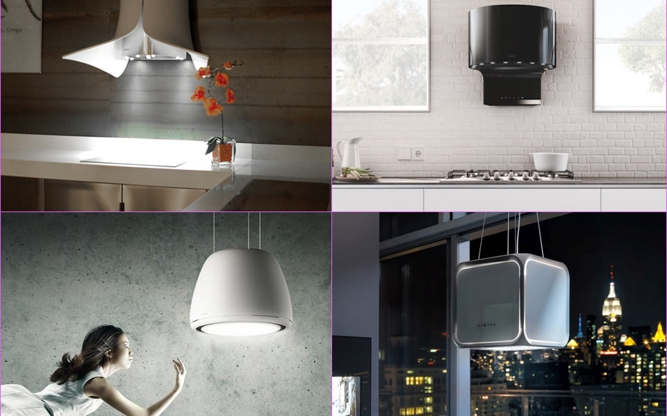 10 ultra modern range hoods to pep up your kitchen