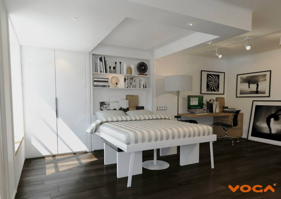 Voga Lift Bed