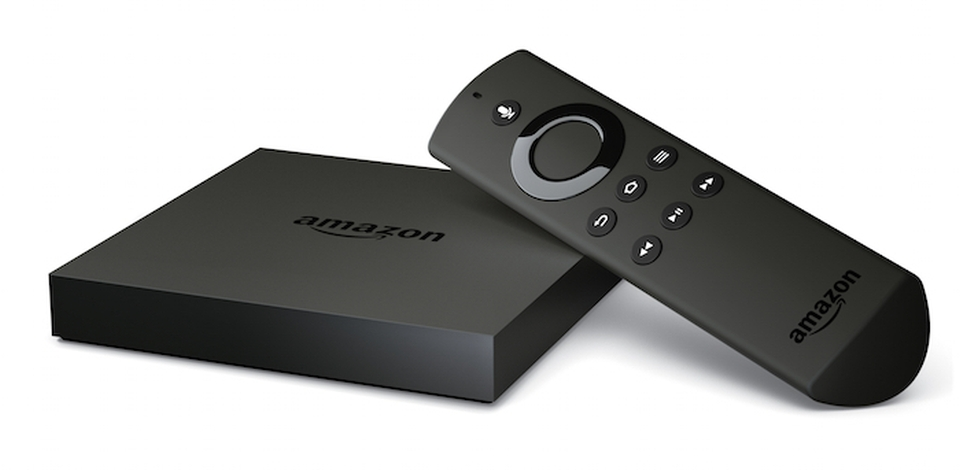 Amazon 4K Fire TV Box