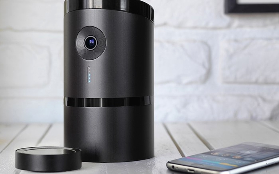 Angee Autonomous Smart Home Security System