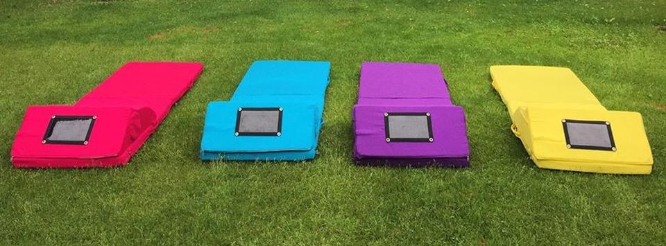Beachill Solar-powered Mat