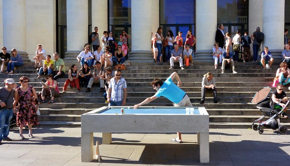 Billiards Urban