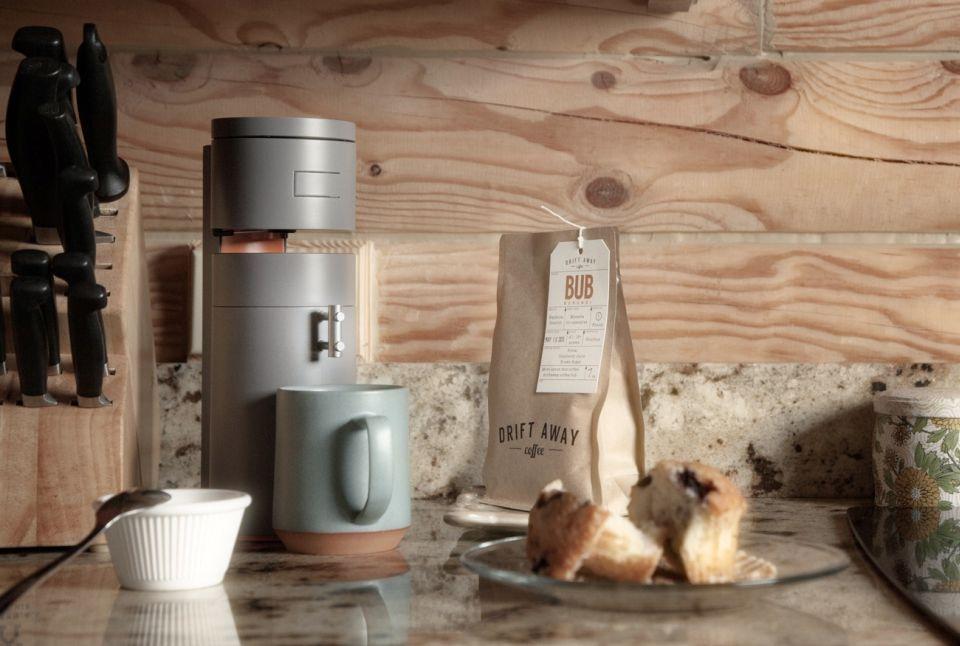 Bruvelo Coffee Machine
