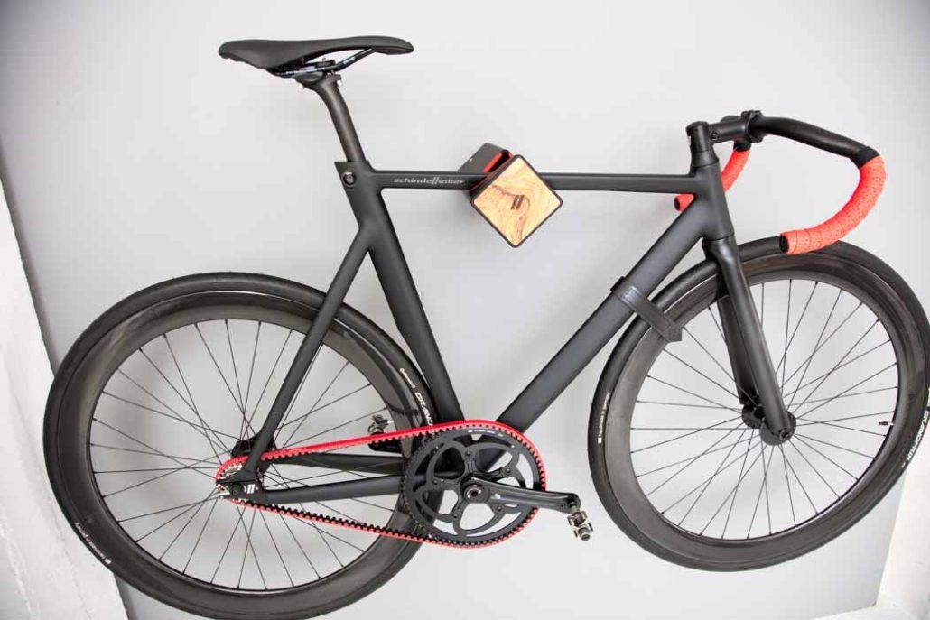 D-RACK wall bike rack by PARAX
