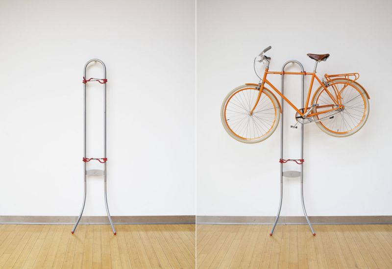 Delta Michelangelo Two-Bike Storage Rack