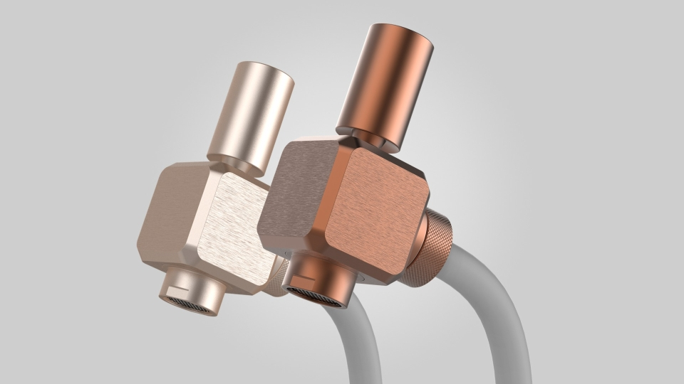Dueacca Faucets by Adriano Design