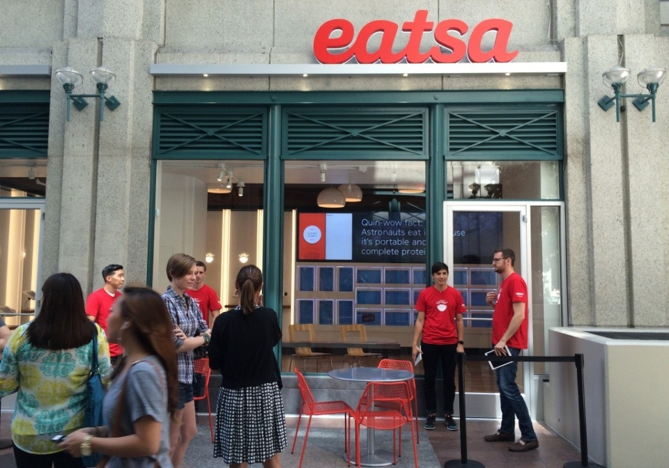 Eatsa Fully Automated Restaurant
