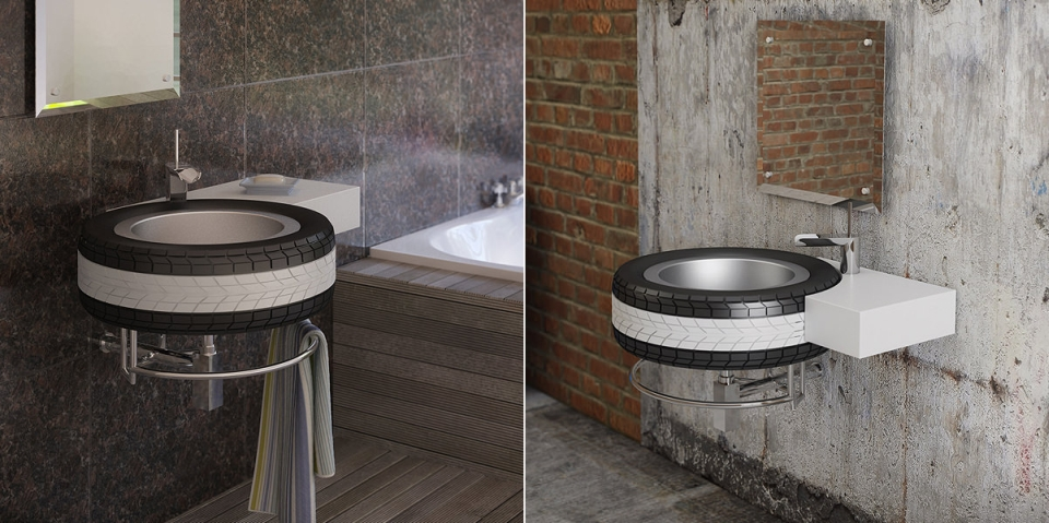 Exquisitely utile bathroom designs by QS Supplies