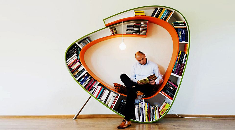 Five captivating furniture design ideas