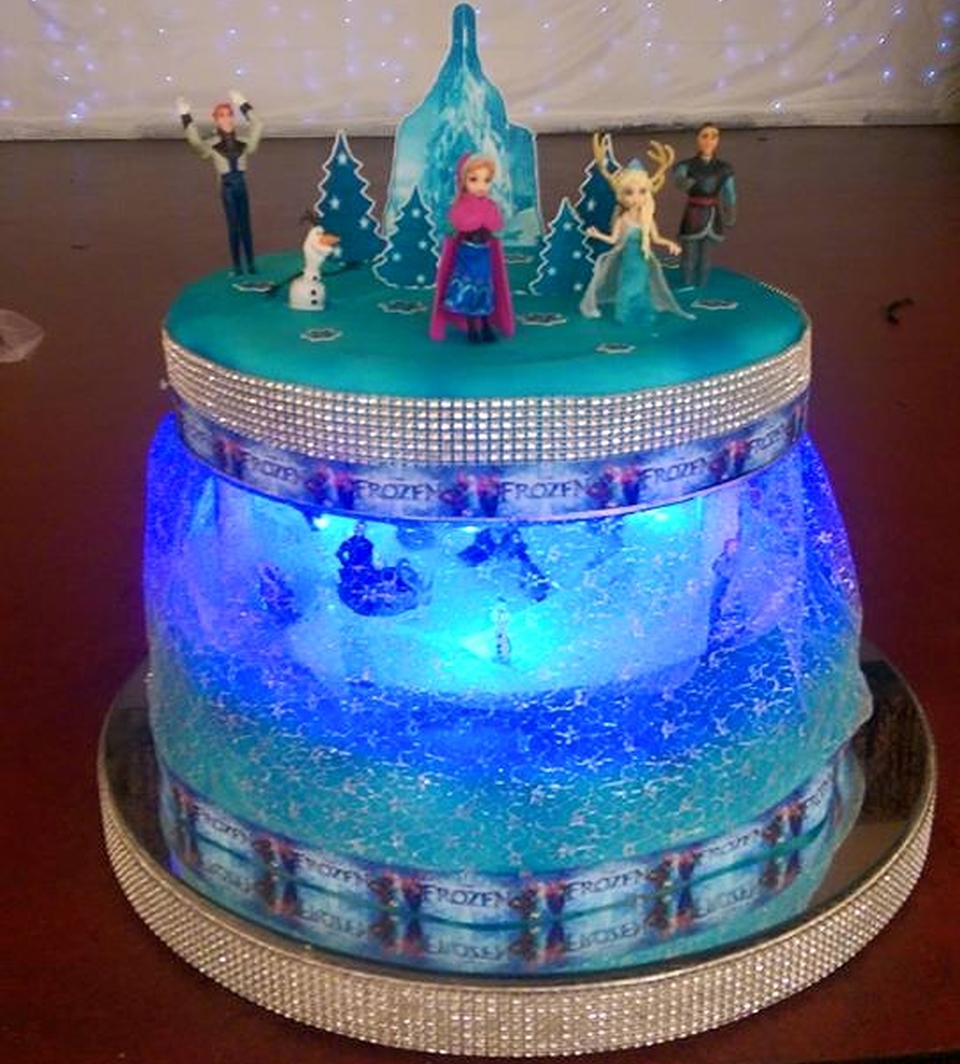 Joshua Nunnley cake
