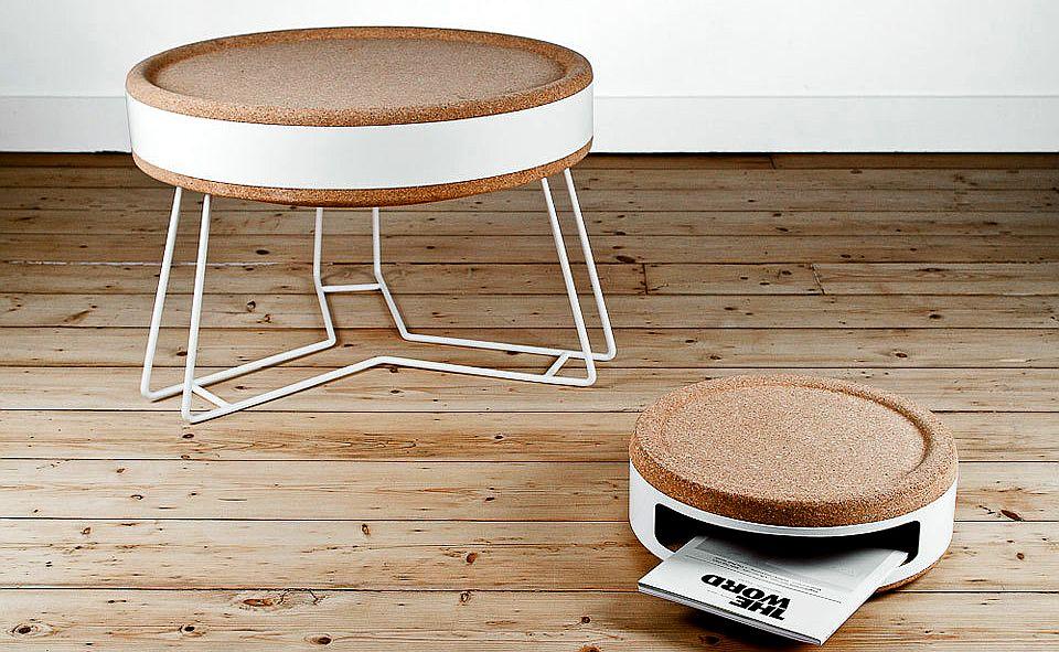 Kork Furniture by Twodesigners