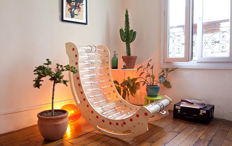 Kuskus Chair by Platiketic