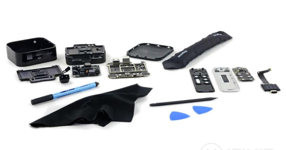 New Apple TV teardown
