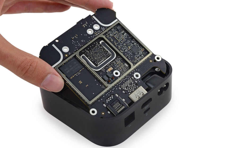 New Apple TV teardown