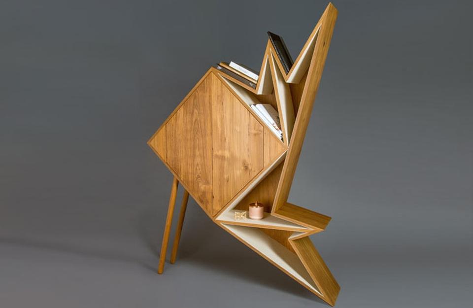Oru Cabinet by Aljoud Lootah