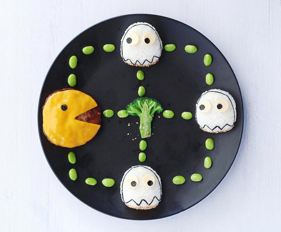Food Art by Samantha Lee