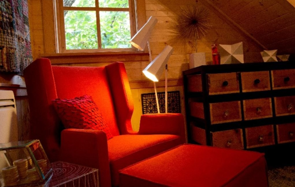Treehouse by Rhonda Butler