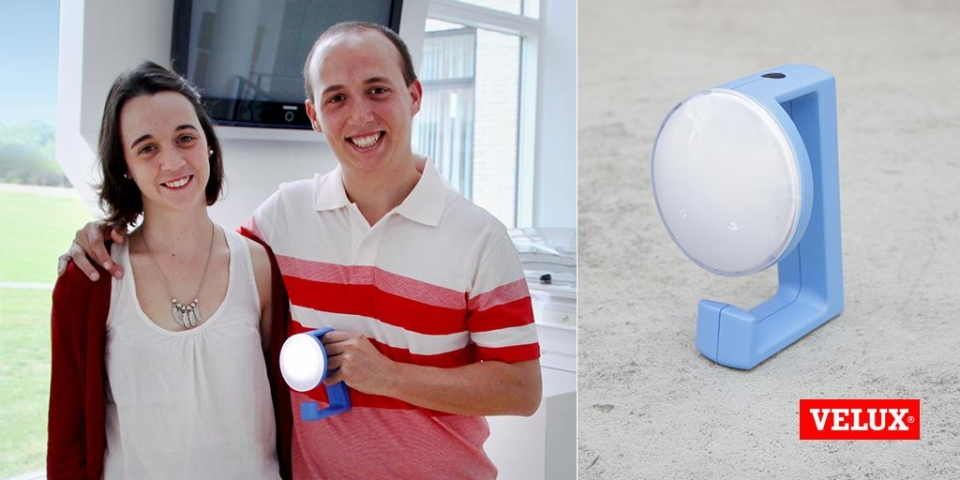 Winners of Natural Light to distribute solar lamp in Africa
