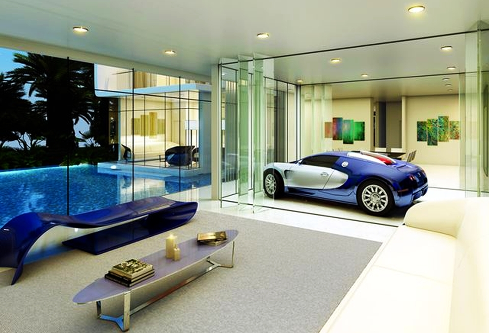 World's first Bugatti-styled villas