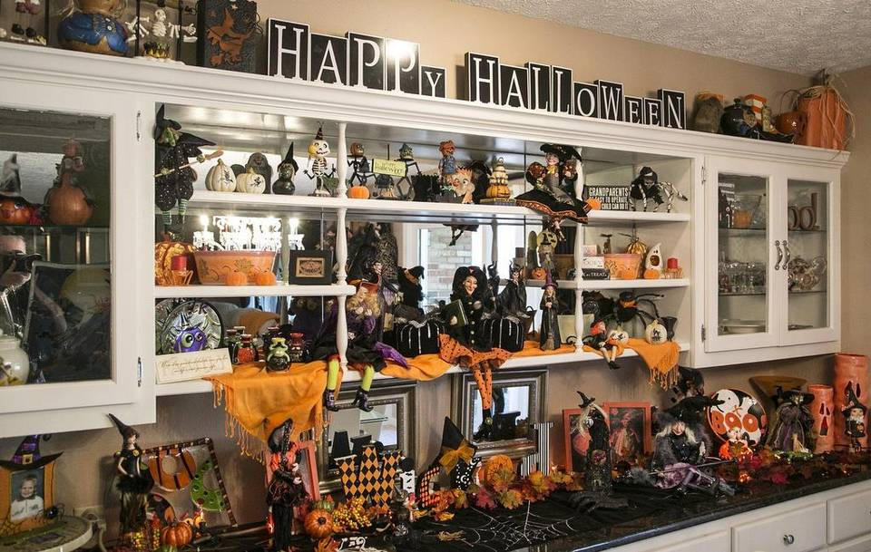witch-themed Decor
