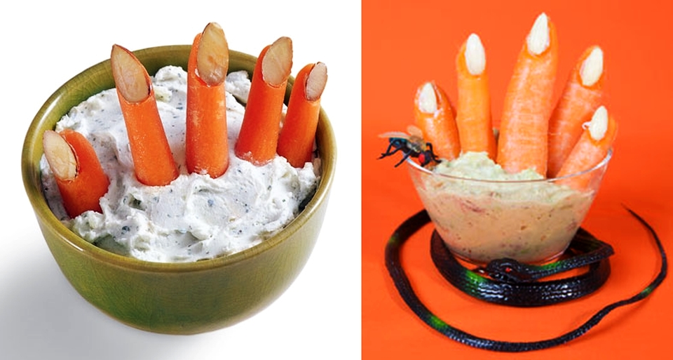 10 Halloween food hacks you can whip up in a jiffy