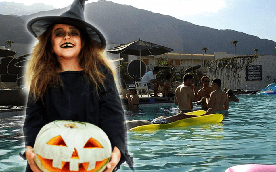 10 bone-chilling ways to enjoy Halloween pool party