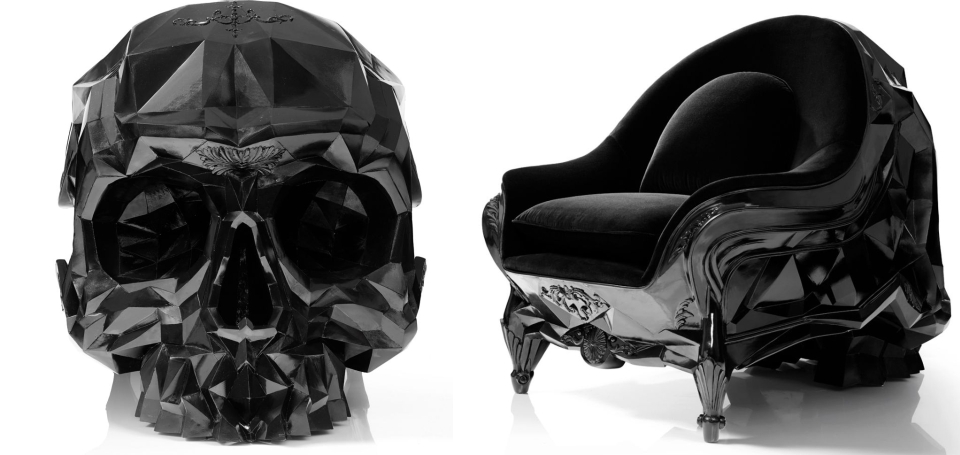 10 spooky furniture units to enjoy Halloween all year-round