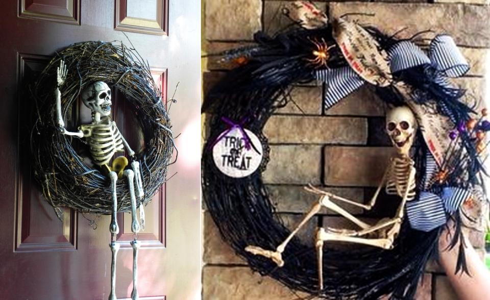 20 DIY Halloween decor ideas to frighten trick-or-treaters