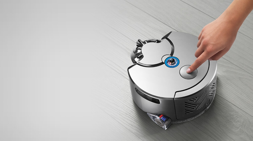 360 Eye robot cleaner