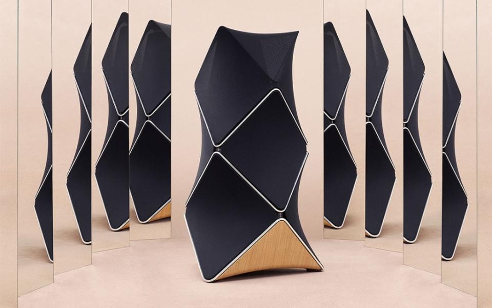 Bang & Olufsen Beolab 90 speakers