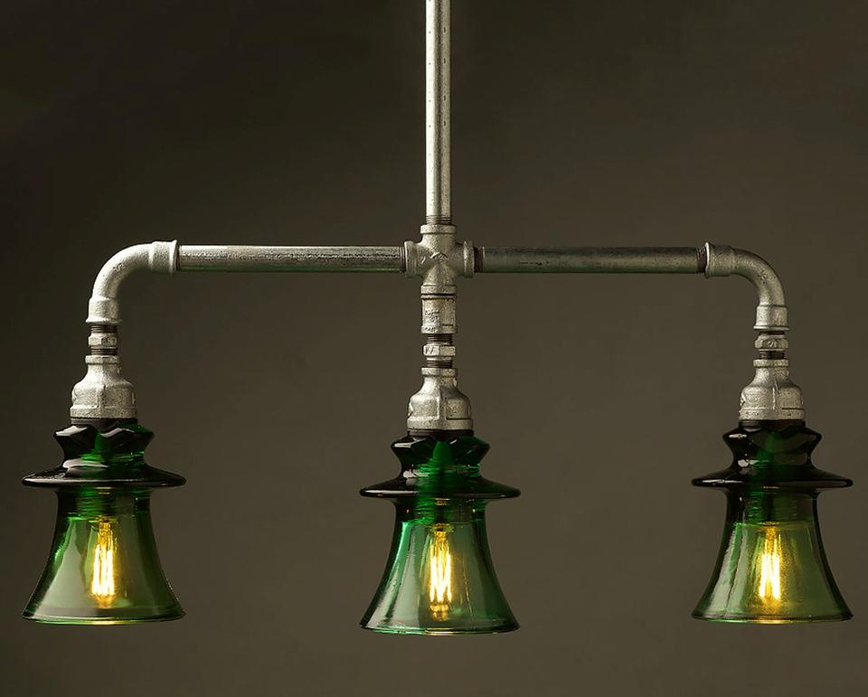 Edison steampunk Lights