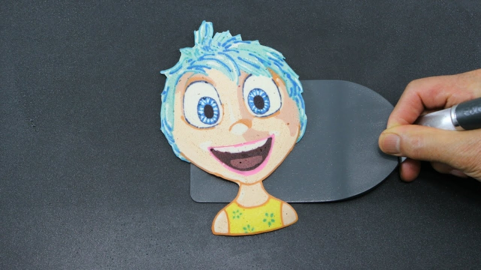 Joy Inside Out Disney Pixar