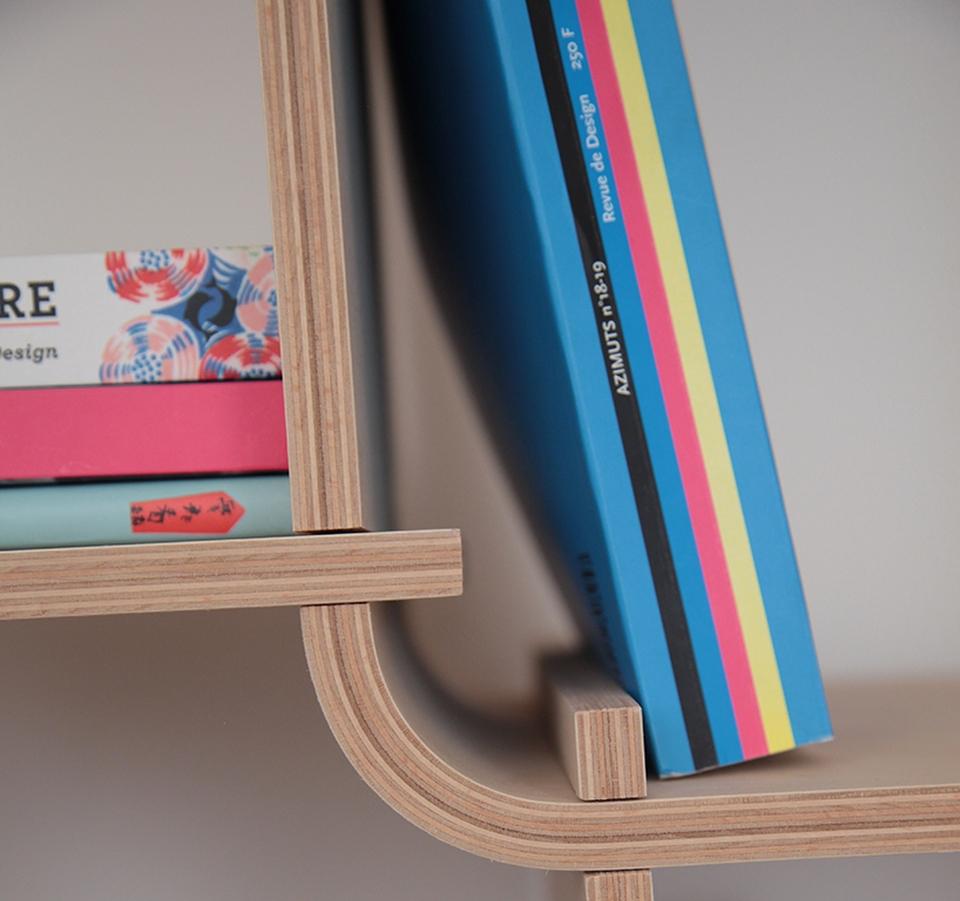 L Shelf by Objet Optimise