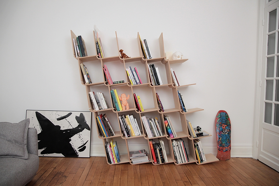 L Shelf by Objet Optimise