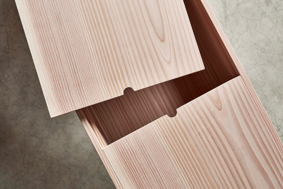 Max Lamb's Planks furniture collection