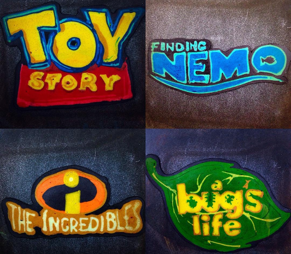 Pixar Movies 1