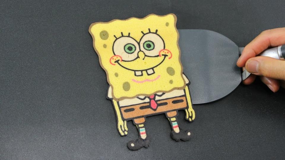 Spongebob Sqauer Pant
