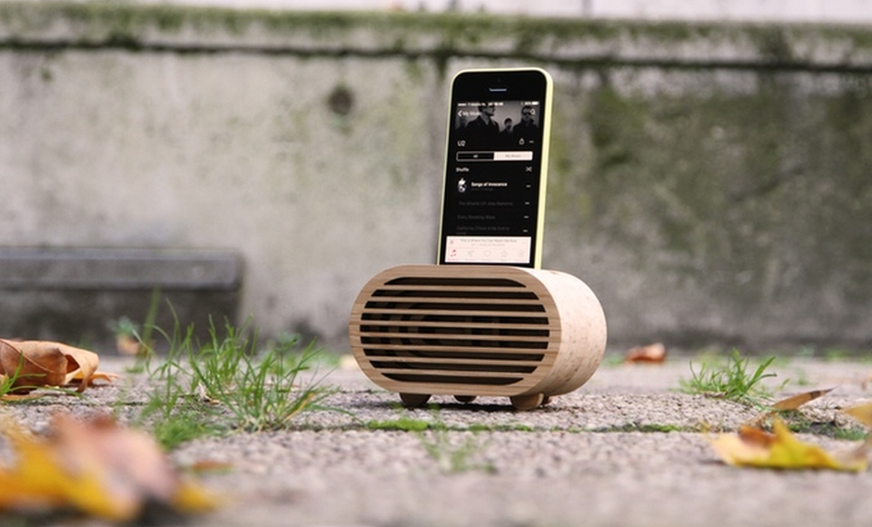 Amplio iPhone amplifier