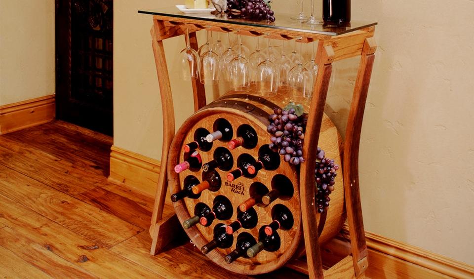 Barrel Rack Wine Bar