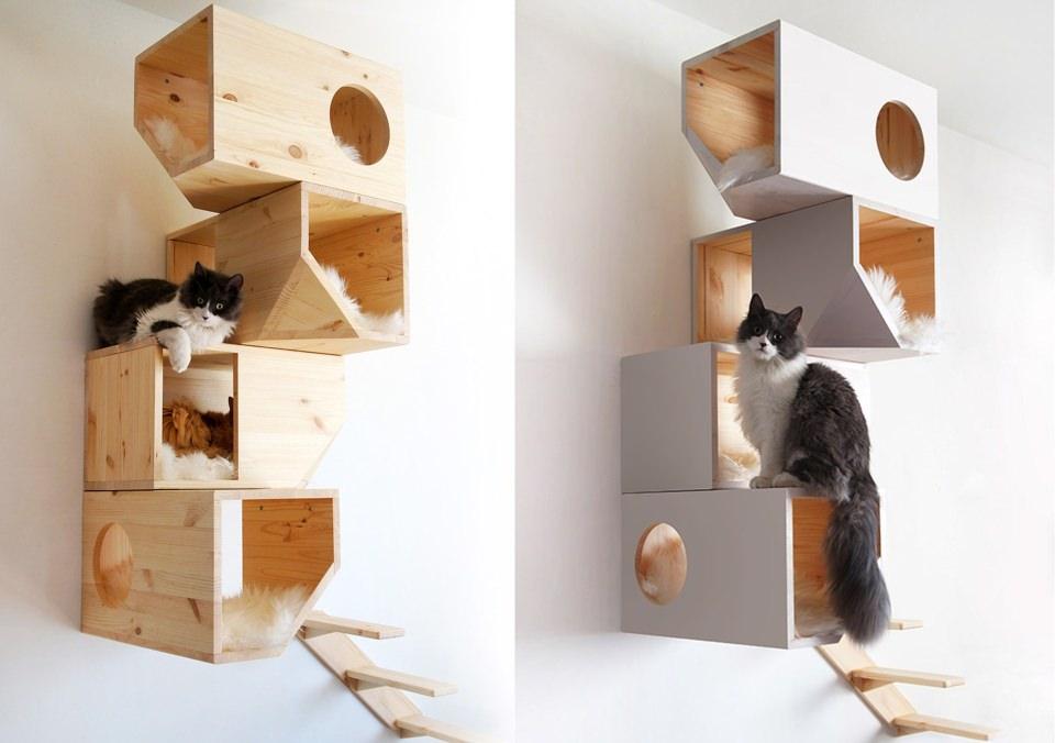 Cat tree by Catissa