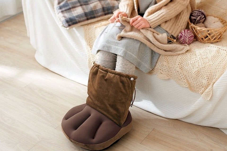 Eco Poka Feet Warmer