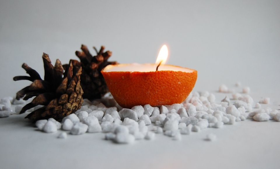 Fruit Candles by Less Candles