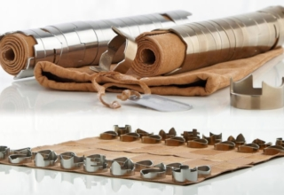 Leather Chess Set by Raw Studio