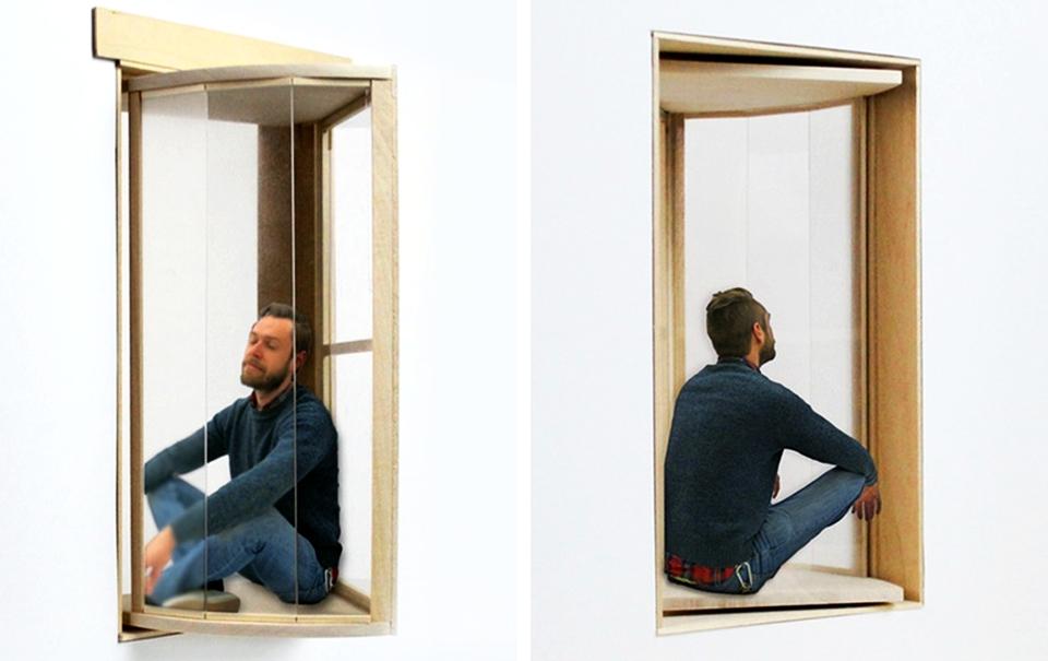 More Sky Windows by Aldana Ferrer Garcia