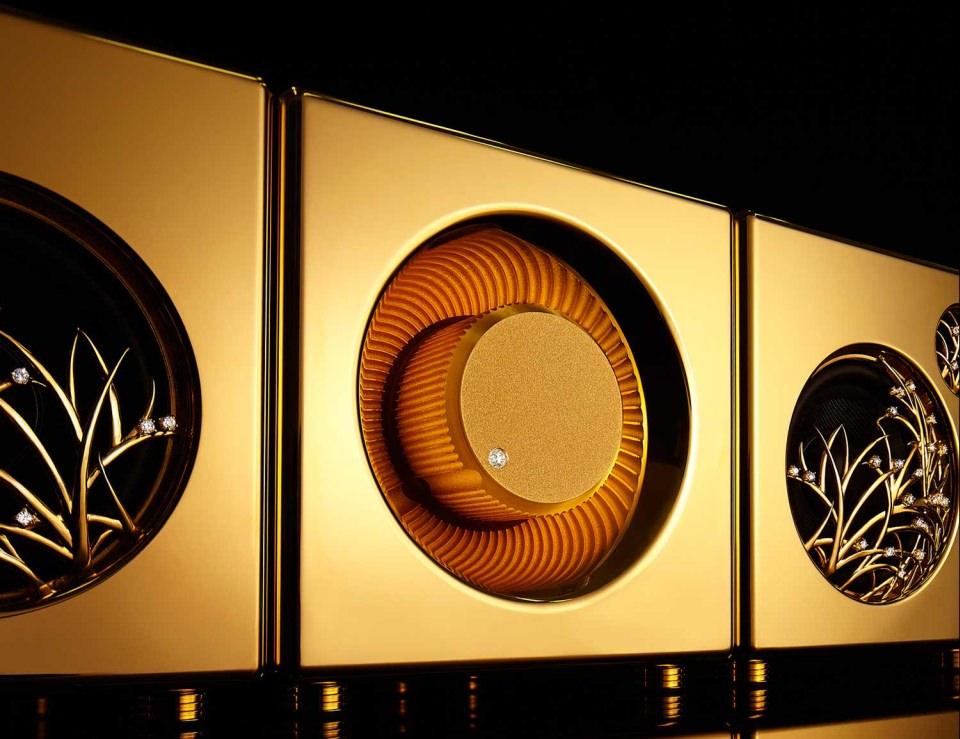 River's Tone Premium Speaker System